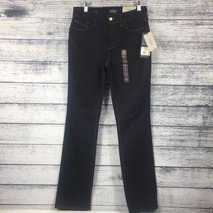 NWT NYDJ Marilyn Straight Size 6 Jeans